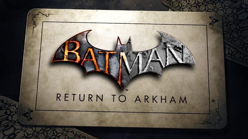 Batman Return to Arkhan