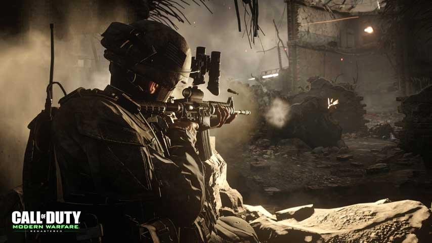 CoD Modern Warfare Remaster 4