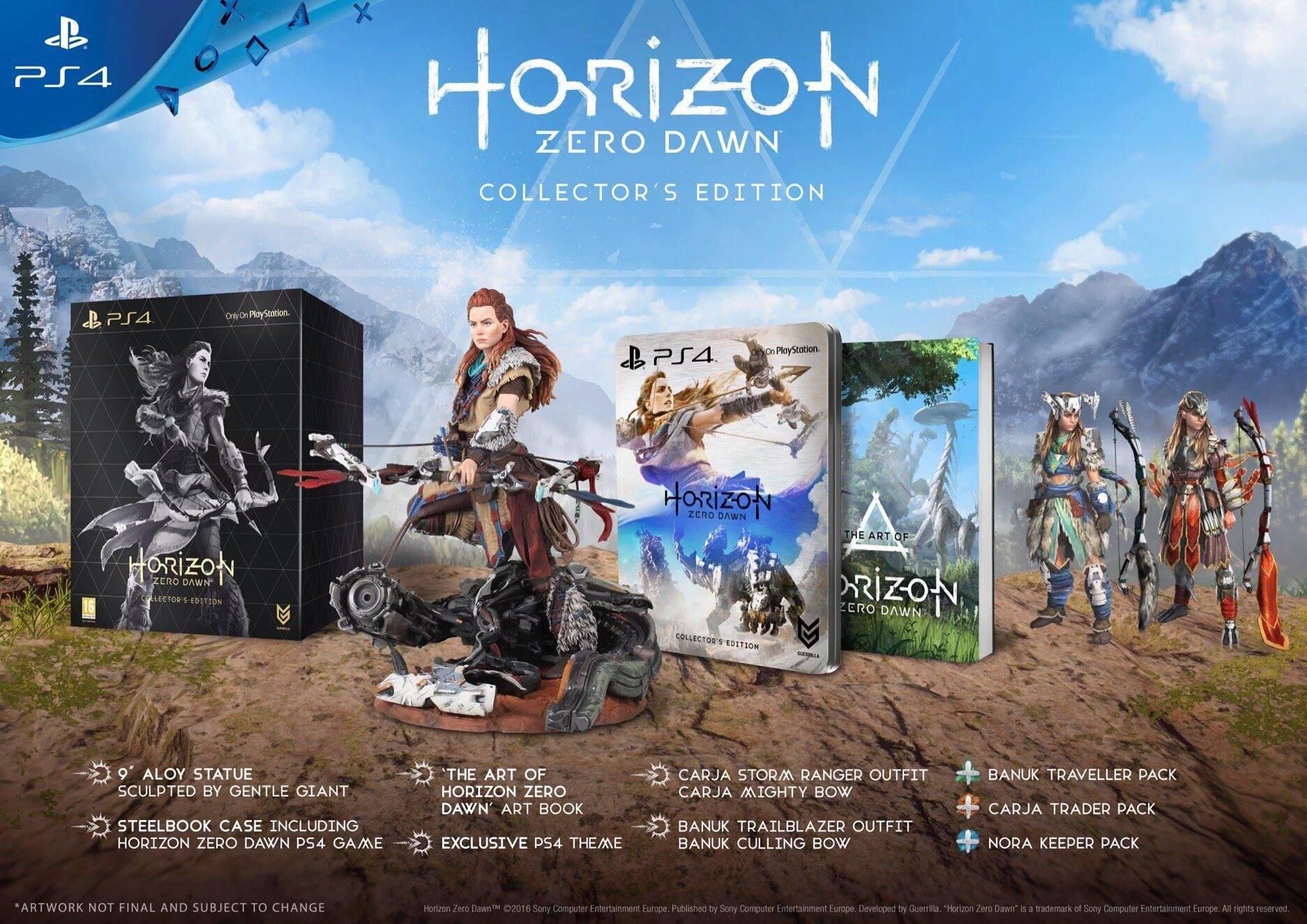 Collectors Edition_Horizon