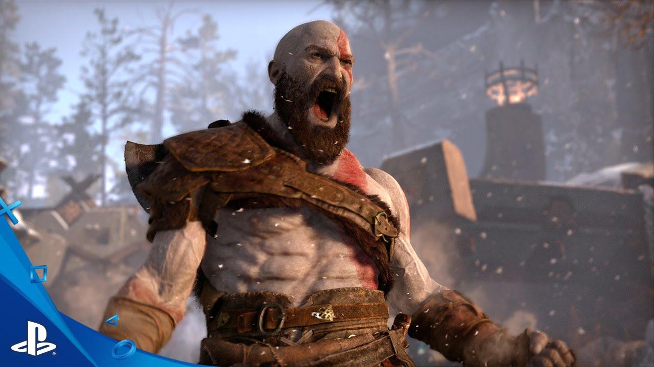 God of War PS4 2016