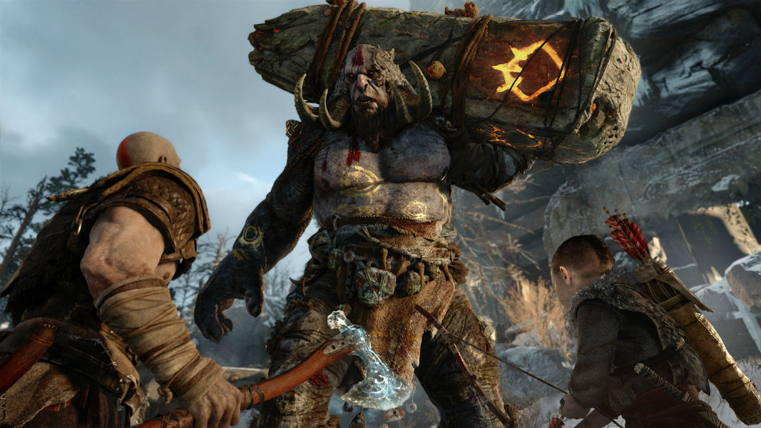 God of War PS4_3