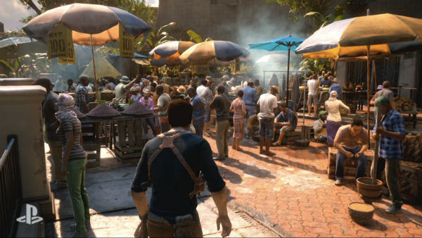 Uncharted 4 - Gameplay1