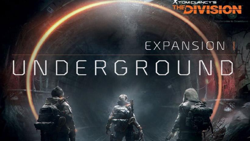Underground - The Division DLC destaque