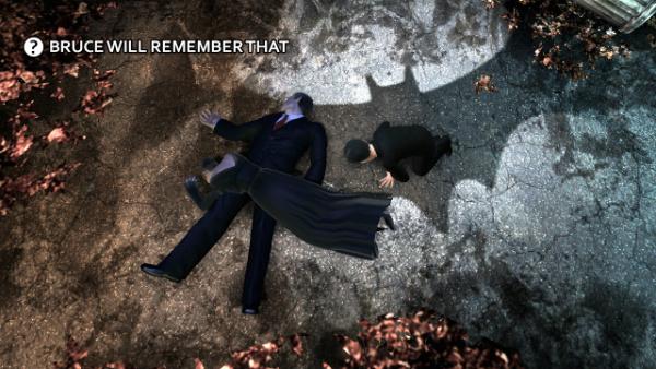 Batman: The Telltale Series - Screen1