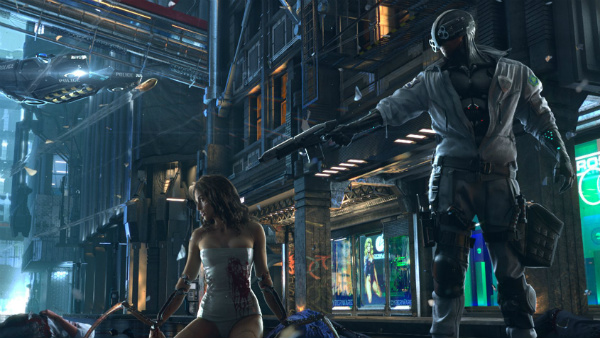 Cyberpunk 2077 - Screen 1