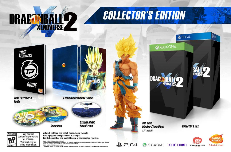 Dragon Ball Xenoverse_collectors