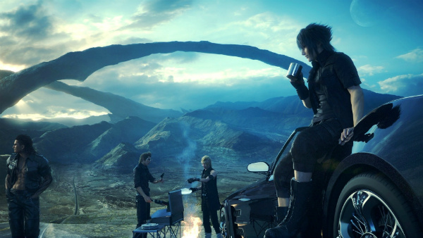Final Fantasy XV - Screen 1