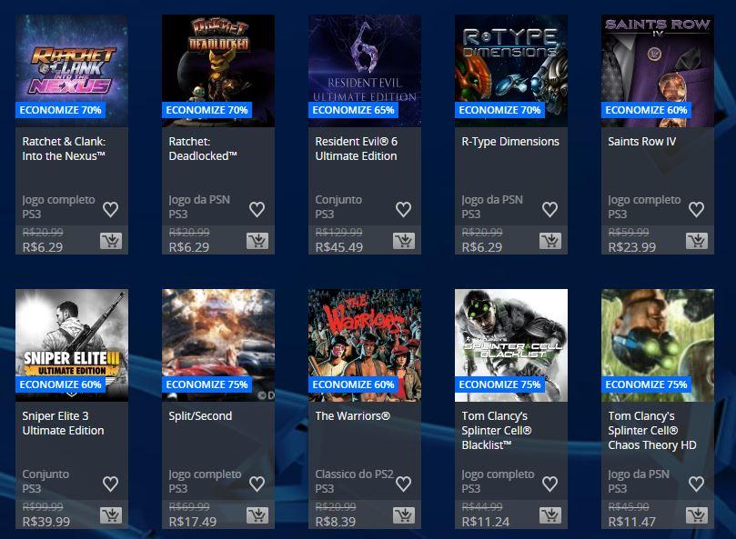 Flash Sale PS3 6
