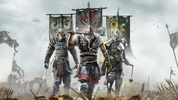 For Honor - 3 faccoes