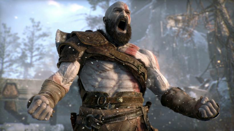 Kratos_PS4
