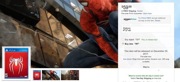 Spider-Man - Amazon