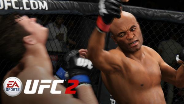 UFC 2 - Screen 1