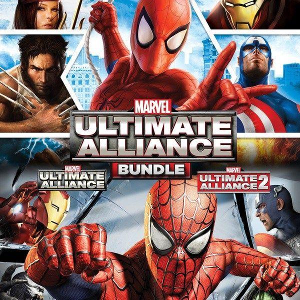 Ultimate Alliance Bundle