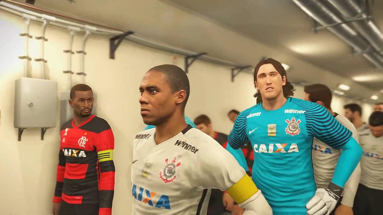 Flamengo_PES 2017