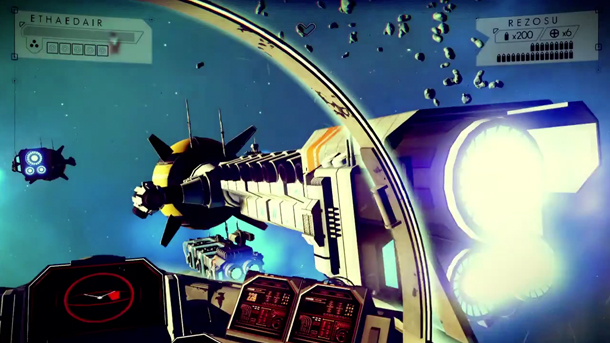 Space Stations No mans
