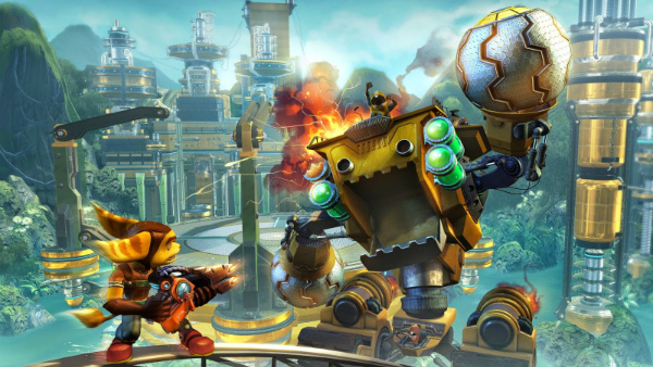 Ratchet & Clank - imagem