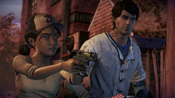 Telltale The Walking Dead: A New Frontier