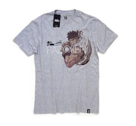 Camisetas - Hadoken
