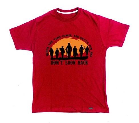 Camisetas - Red Dead
