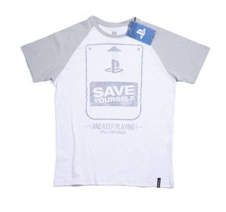Camisetas - Save Yourself