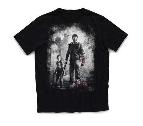 Camisetas - TLOU