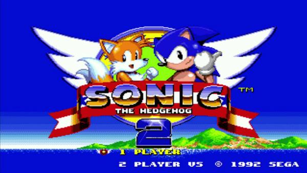 terça-feira - Sonic 2
