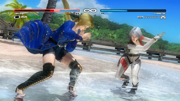 Dear or Alive 5 - Gameplay