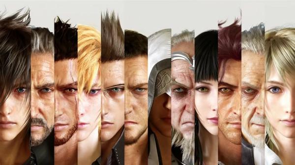 Final Fantasy XV - Imagem