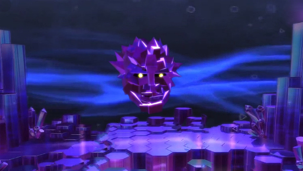 Mascote - Polygon Man 13