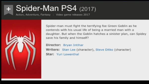 Spider-Man - Sinopse