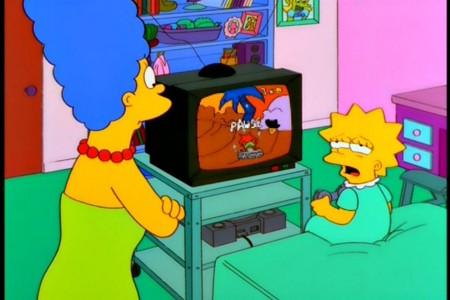Crash - Simpsons