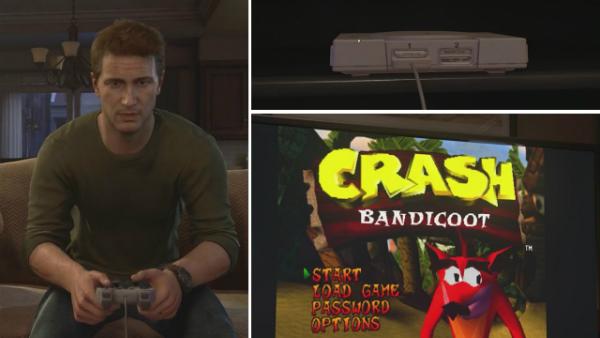 Crash - Uncharted
