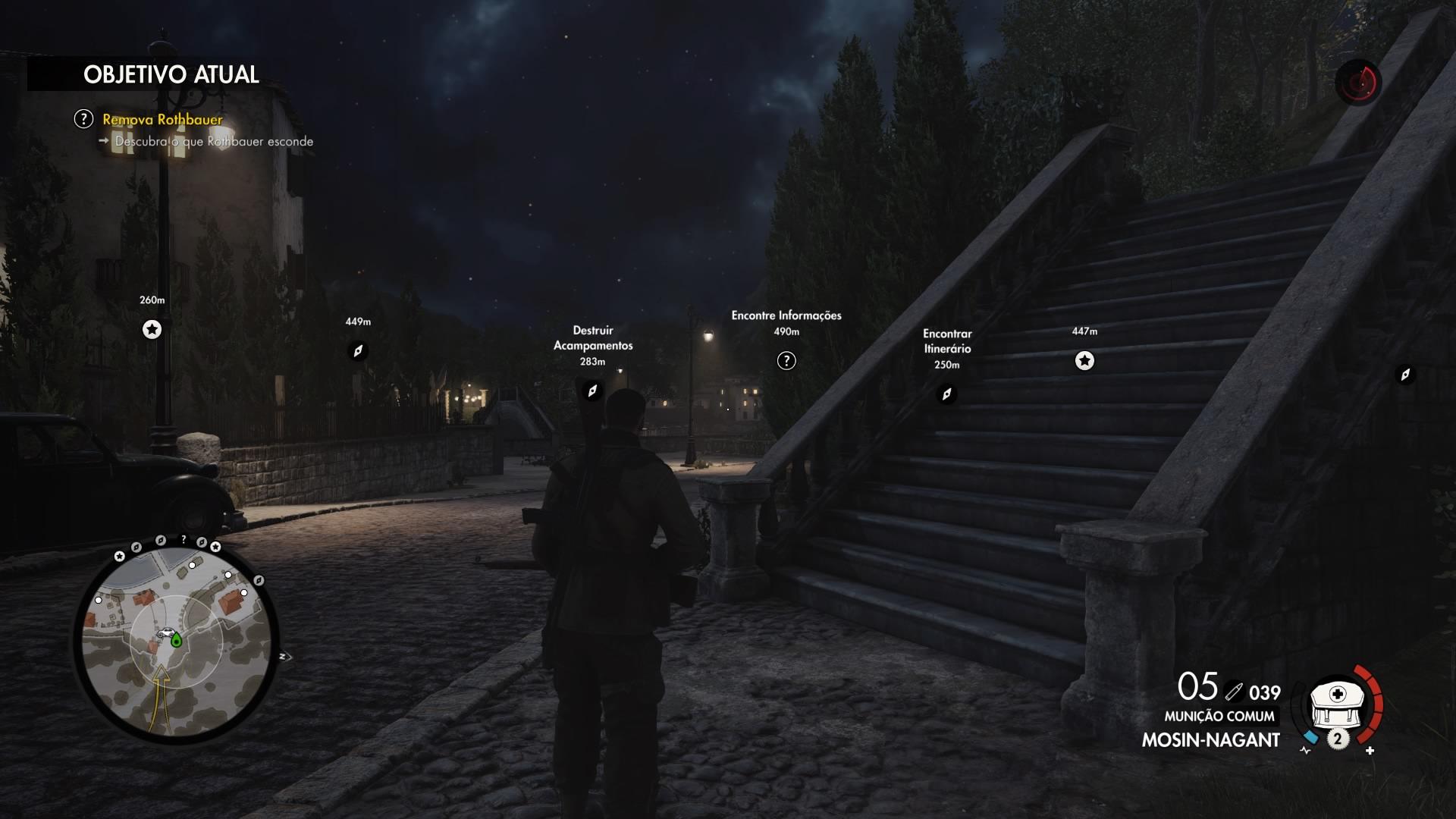 Sniper Elite 4: Vale a pena? 7