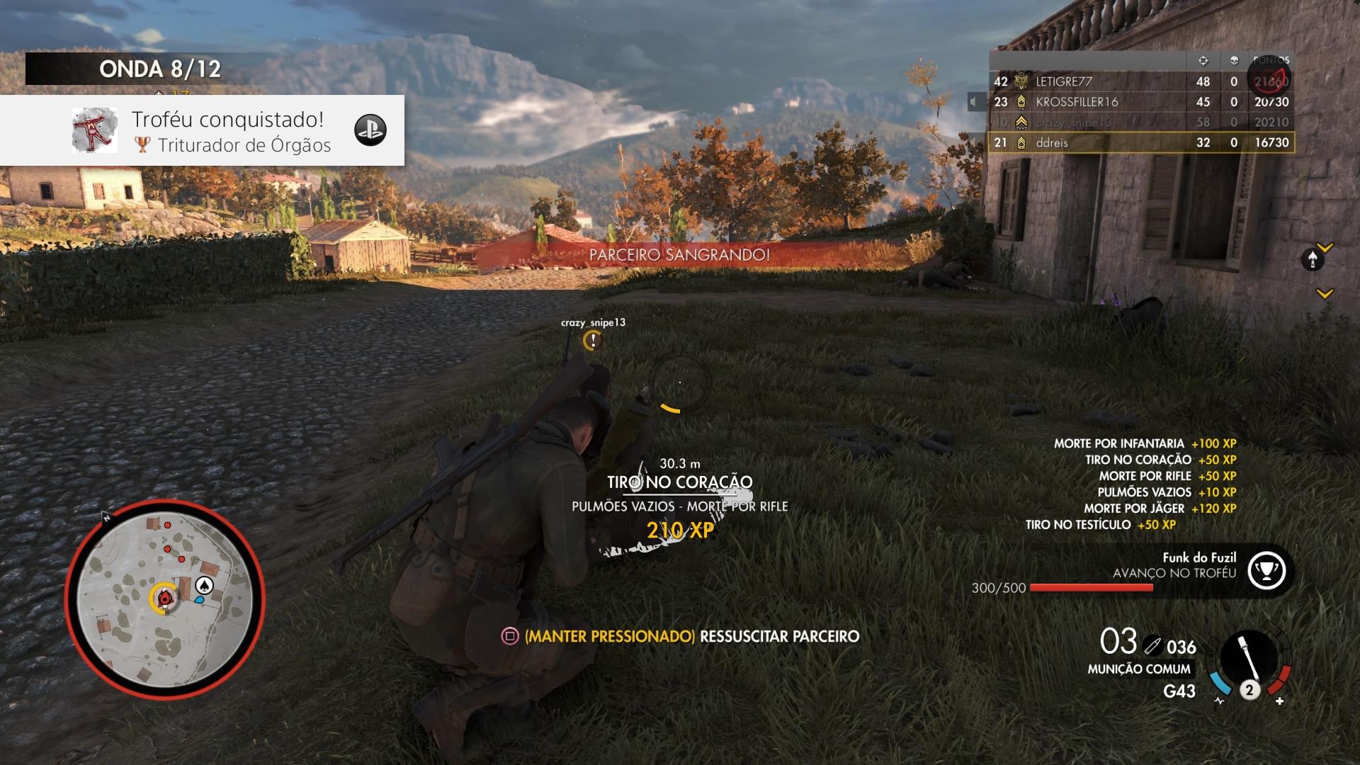 Sniper Elite 4: Vale a pena? 9