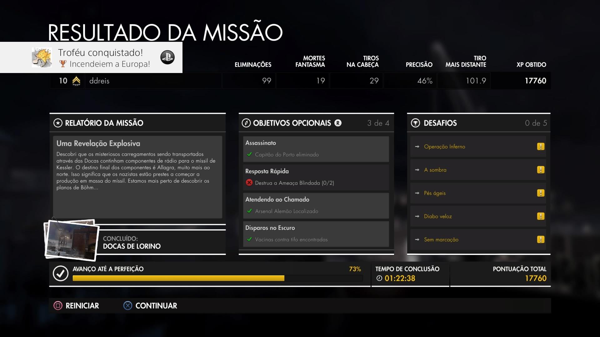 Sniper Elite 4: Vale a pena? 8