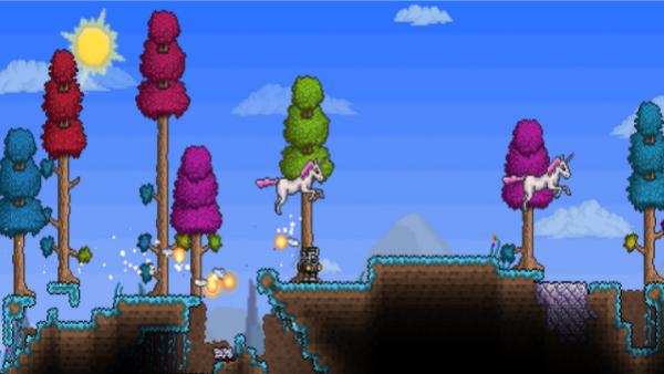 Terraria - Gameplay