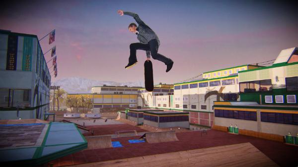 Tony Hawk - Pro Skater 5